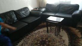 2 sofas both 3 Seater