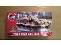 Airfix 1:76 'King Tiger' Tank