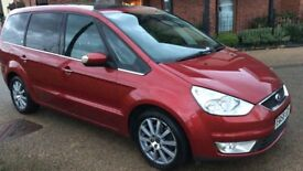 Ford Galaxy 1.8 TDCi Ghia 5dr (6 speed) 2008 58 Reg