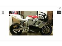 gsxr slingshot 750/1100 project ducati rear end loads spares new parts etc great project for winter