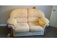 two G plan sofas for sale