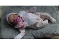 Reborn Baby girl 19 inches BRAND NEW