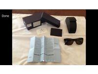 100% Genuine Tortoiseshell Prada Women's Sunglasses £60 - Originally £179.