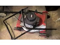 FOR PARTS ALKO Petrol LawnMower - Briggs & Stratton 35 Engine