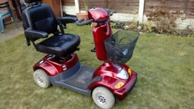 2013 TGA SONET 1 OWNER 4/6 MPH MOBILITY SCOOTER 2 NEW BATTERYS CLASS 3 ROAD LEGAL LOVELY CONDITION