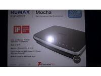 HUMAX FVP-4000T MOCHA 500gb £160