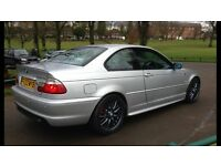 BMW 330CI COUPE M SPORT 1 OWNER HARMAN KARDON MODEL HIGHEST SPEC 12 MONTHS MOT / FSH