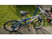 """20"""" bike for sale in good condition"""