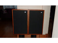 Superb 1970's Wharfedale Dovedale 3 Speakers