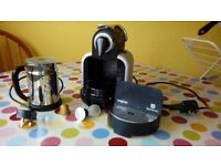 Nespresso Magimix Coffee Machine and Milk Boiler