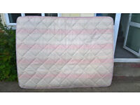 King size 5ft mattress