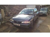 Ford Mondeo Diesel. Sturdy and reliable car but has some scratches and scrapes.