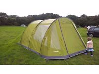 Vango ISIS 500 Tent & Camping Chairs x 4