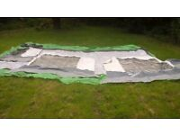 Trio Mexico Awning - 925 - Perfect Condition