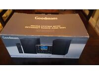 Goodmans CD1505Wi - Micro System - Used - (Offers Welcomed)