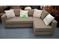 l shaped corner sofa bed great buy for 165 pounds