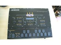 RARE Ensoniq ASR-X professional sampler - sequencer - FX machine (1997) with manual, upgraded OS!