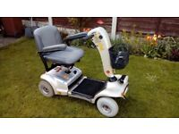 shoprider 4mph mobility scooter in nice condition 2 nearly new 35ah batteries runs superb too