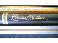 Snooker Cue 2 Piece Ronnie O'Sullivan