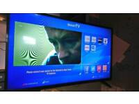 """Digihome 48"""" (nearly 50"""")smart led tv with freeview"""