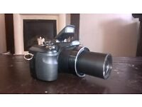 Panasonic LZ40 Lumix 42x zoom camera