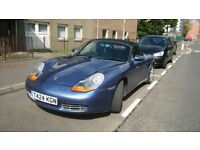 sadly my boxster is for sale very nice car drives really well mot till oct