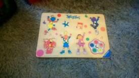 Tweenies wooden puzzle
