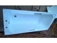 Bath and side panel