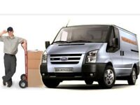 Removals man and van service