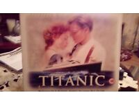 Titanic vhs limited edition