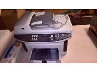 Laserjet M1522N Photocopier/printer/ scanner FREE