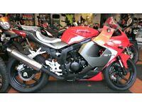 2018 Hyosung GT125 RC 125cc Sports Bike Brand New
