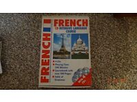 French Language Course CD`s