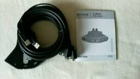 Belkin 2 Port KVM Switch