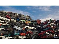 Scrap all wanted cars And what ever other scrap you got