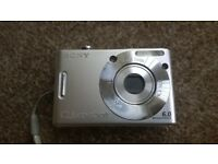 Sony cyber shot DSC W30 digital camera complete with carry case