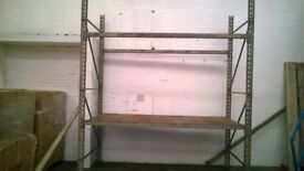 Pallet Racking Heavy Duty with adjustable Shelving