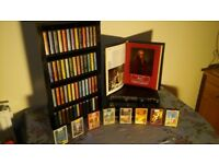 The Great Composers 52 tapes plus 7 Operas