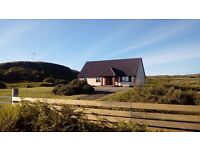 House for sale Isle of Skye , North west. Sea view