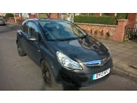 2013VAUXHALLCORSA 1.2 EXCLUSIV AC, 56K MILES, FEB 2021 MOT, PAST CATEGORY D, £450 SPENT THIS YEAR.