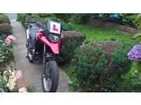 Derbi Terra 125cc (Touring style)