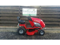 Used Countax C600H Ride-on Lawnmower