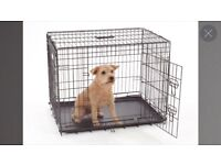 Small dog cage £25