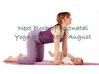 Postnatal Yoga Glasgow southside - Mum with BabyYoga