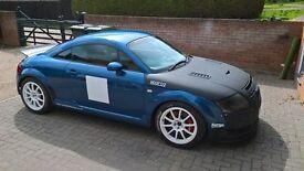 AUDI TT 2000 Quattro, 270bhp Road legal track day car, FSH