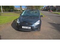 Ford S-Max 7 seater 2L diesel