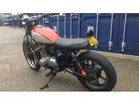 Kawasaki z440ltd Flat tracker
