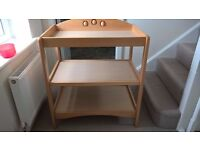 Mothercare Playbead Changing Table in good condition - Brackley