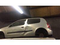 Dpairs or repairs Clio OFFERS