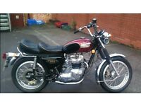 wanted motor bike for project cash waiting